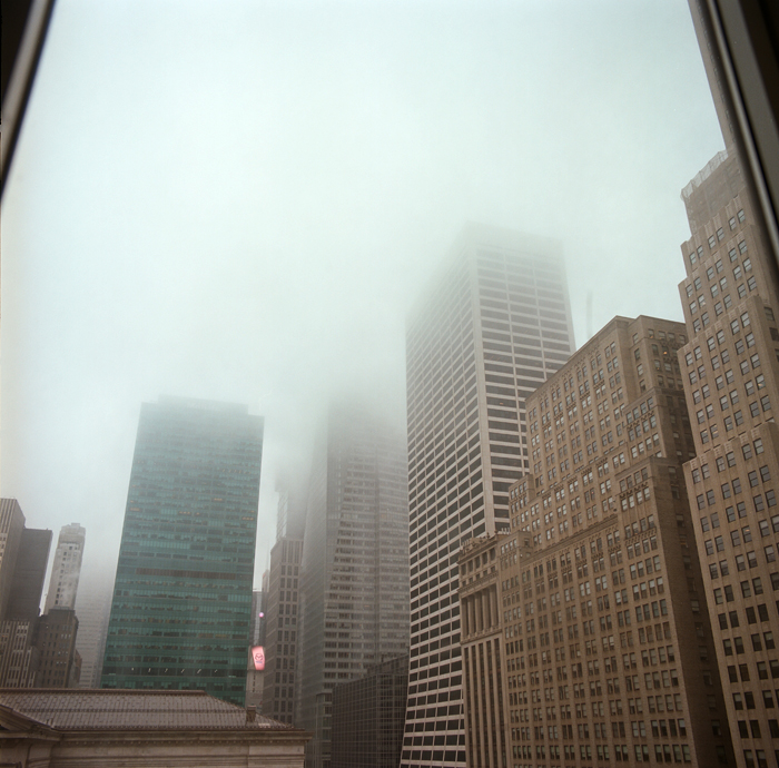 New York City Manhattan Mist | New York, New York