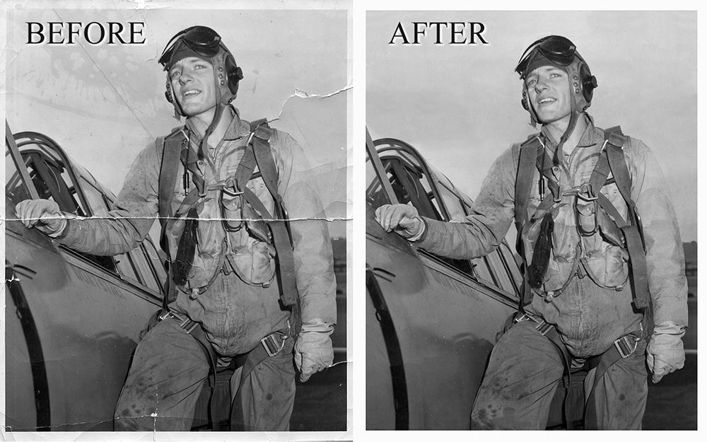 Pilot Restoration blog